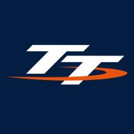 2020 Isle of Man TT Races Officiel Gris /& Noir à capuche 20AH8